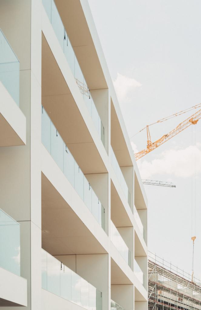 immeuble travaux construction façade